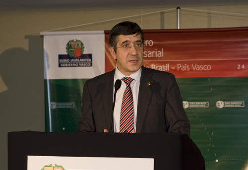 "Delegations from Basque companies will return to Brazil with ""specific proposals"" for investments"
