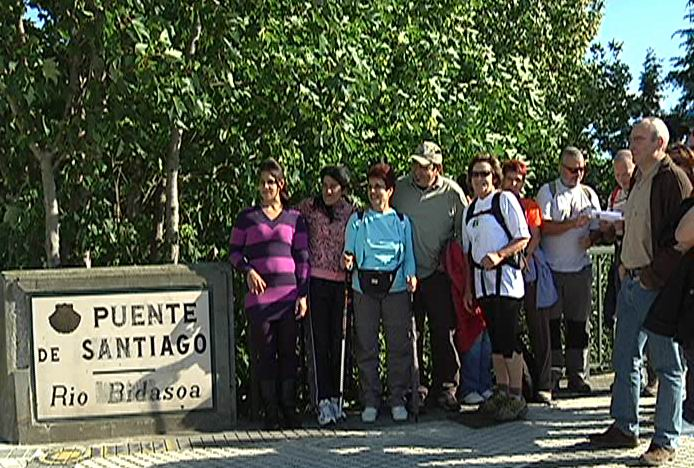 Video El Gobierno Vasco promociona el Camino de Santiago por Euskadi