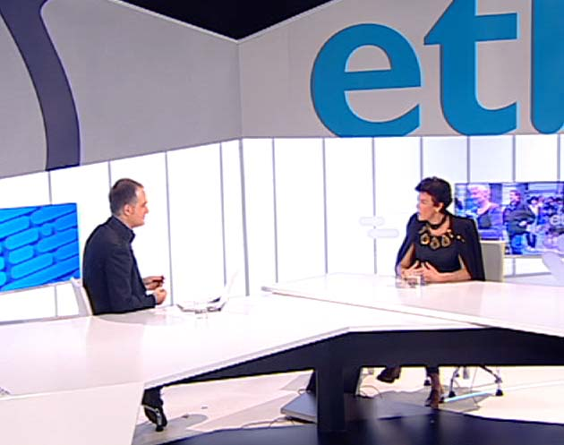 Video Entrevista a la consejera de Educacin en ETB 2