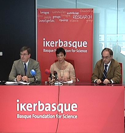 The European Union funds Ikerbasque to the tune of 5 million euros in order to contract researchers who will work in the Basque Country