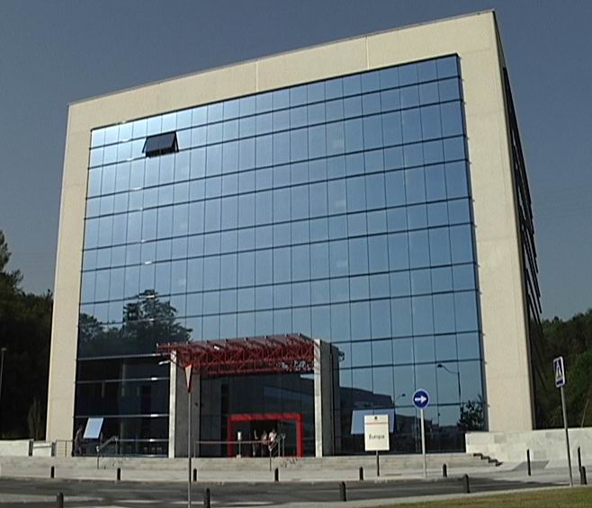 Inauguration of the final stage of the Zuatzu business park 