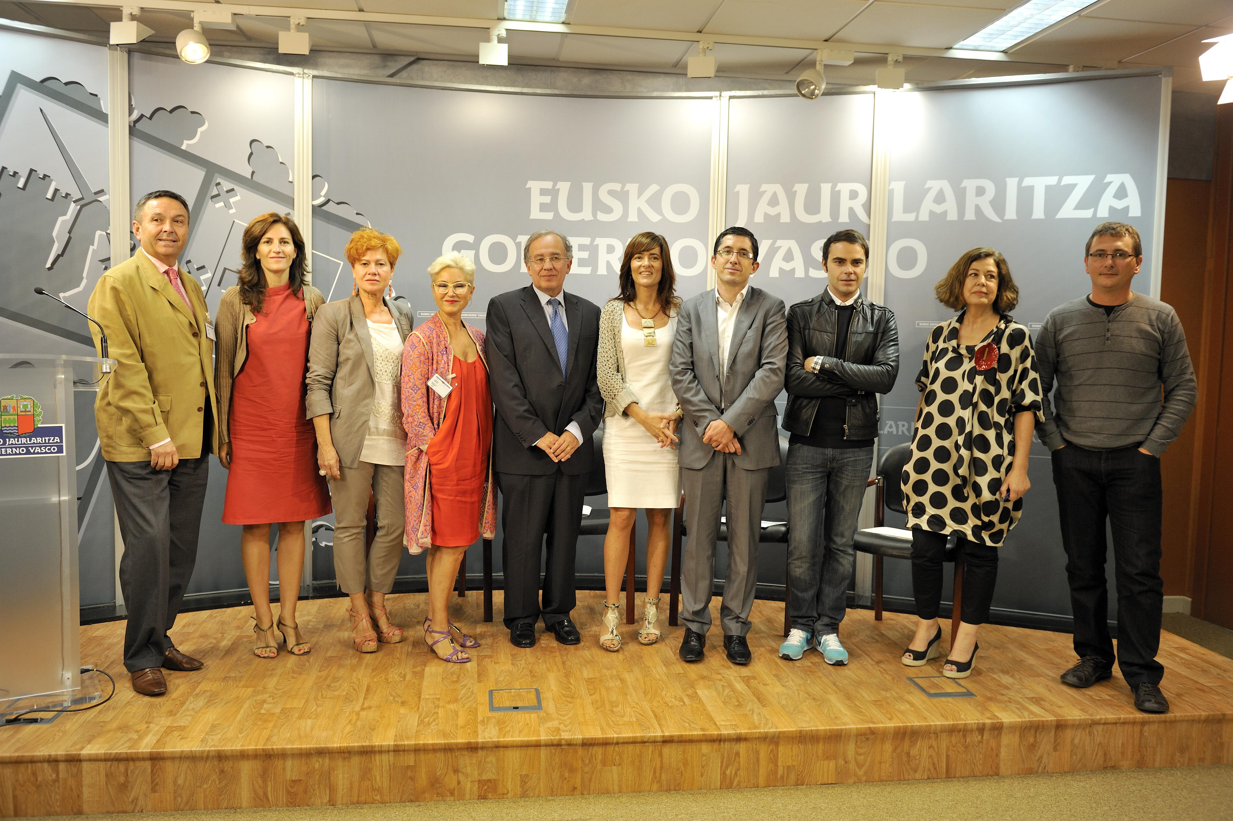 Gastronomy and Basque fashion represent the cornerstones of the Basque Week in the Shanghai Expo