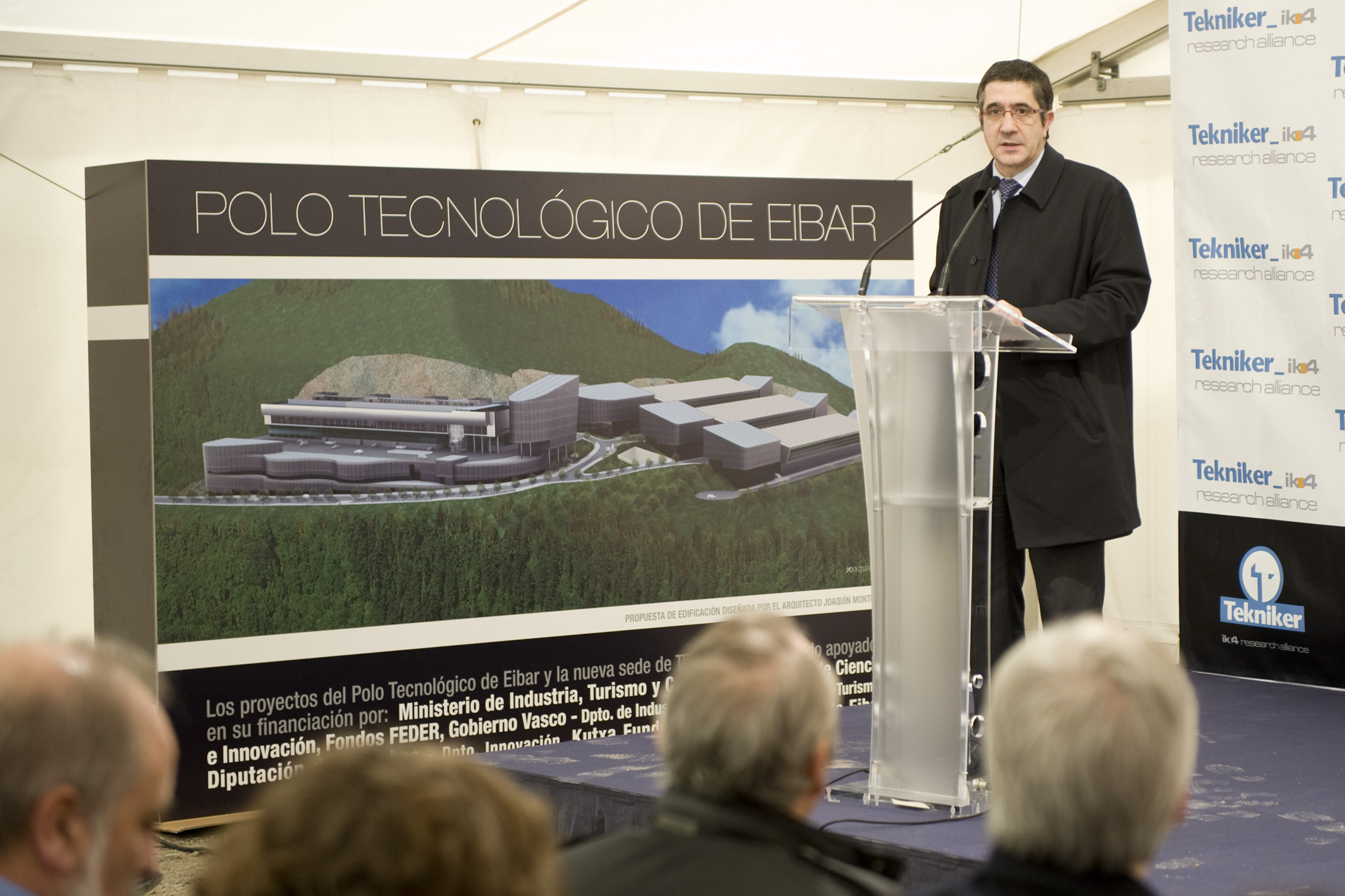 Tekniker will help maintain the Basque Country in its