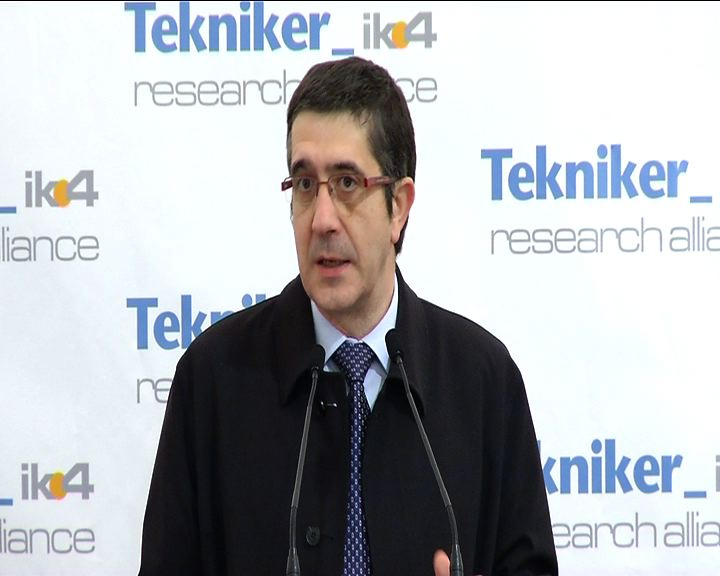 Video Tekniker contribuir a que Euskadi &quot;ocupe un lugar capital&quot; en la innovacin energtica y sanitaria