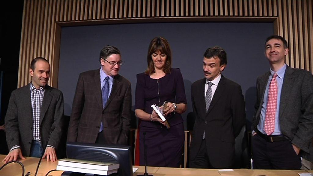 """Video """"Pluralidades latentes"""", un libro sobre el proceso de diversificación religiosa en Euskadi"""