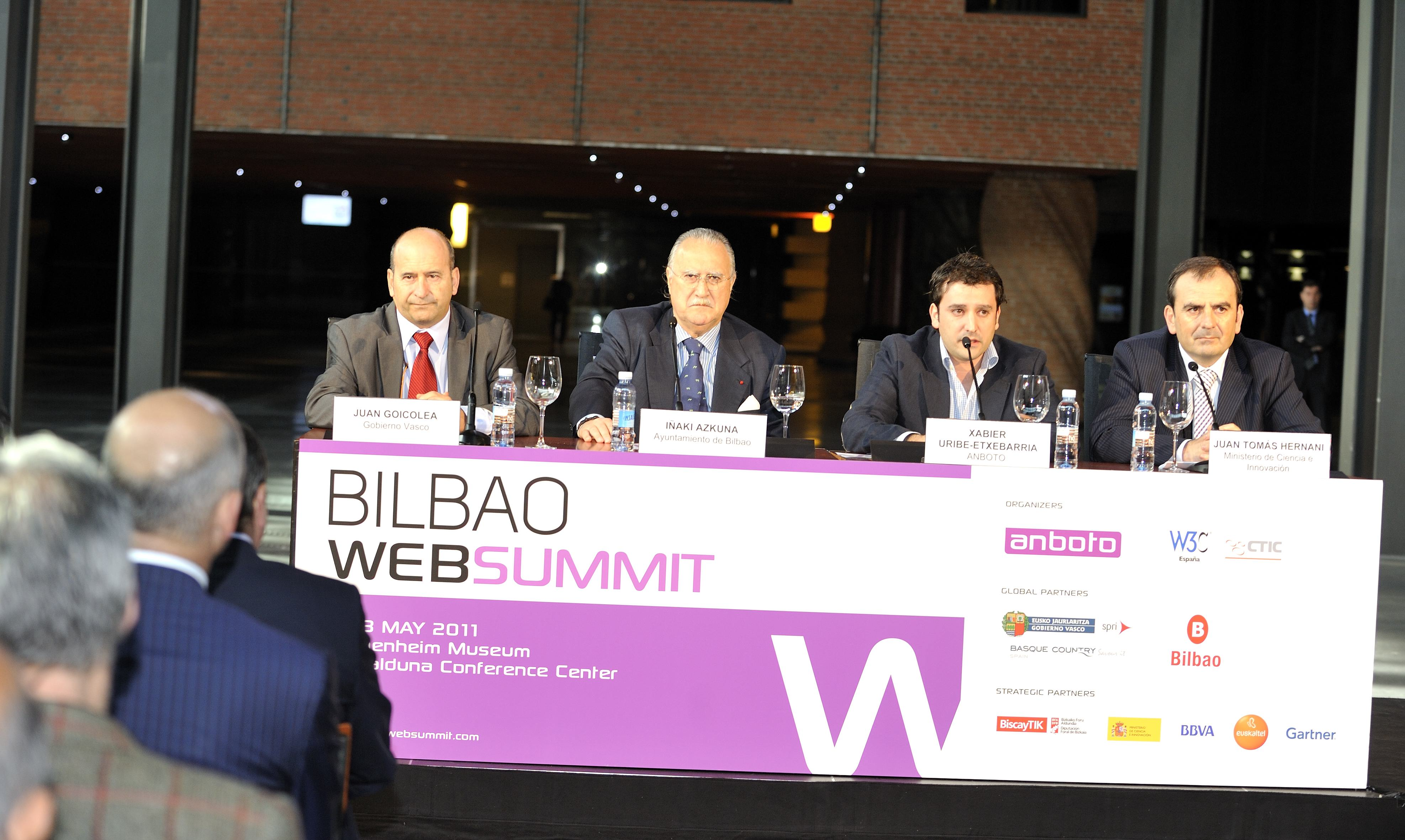 Bilbao Web Summit, the