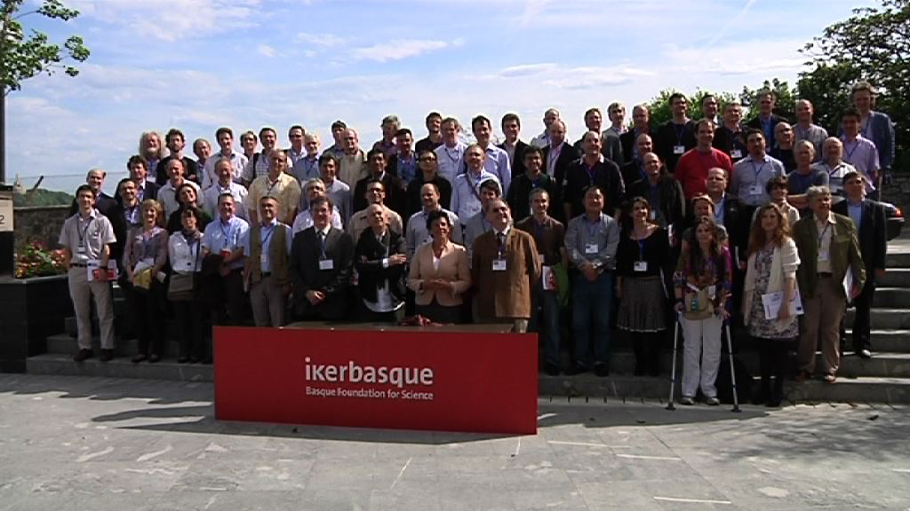 IKERBASQUE brings 70 researchers together at the San Sebastian Talent House