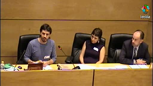 Video Jornada sobre evaluacin de polticas pblicas. 1 parte