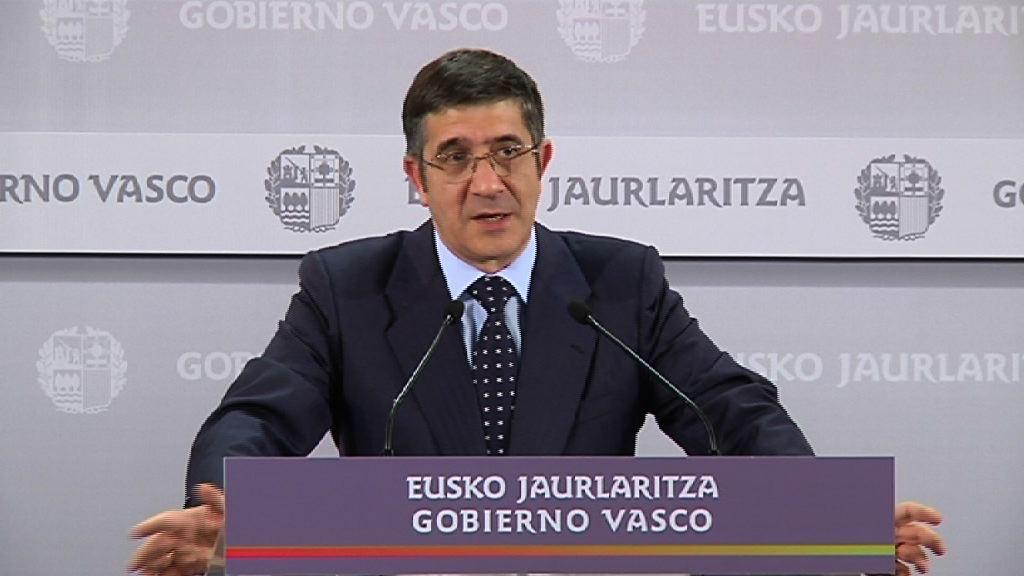 El Lehendakari abre un proceso de participación ciudadana sobre la reforma fiscal [29:21]