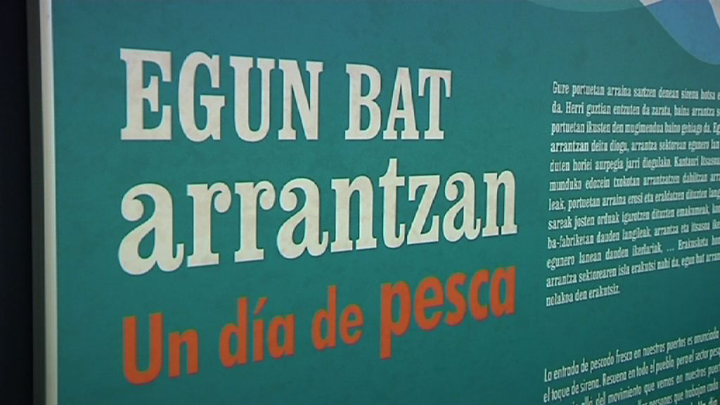 Video El sector de la pesca al alcance de los vecinos de Portugalete