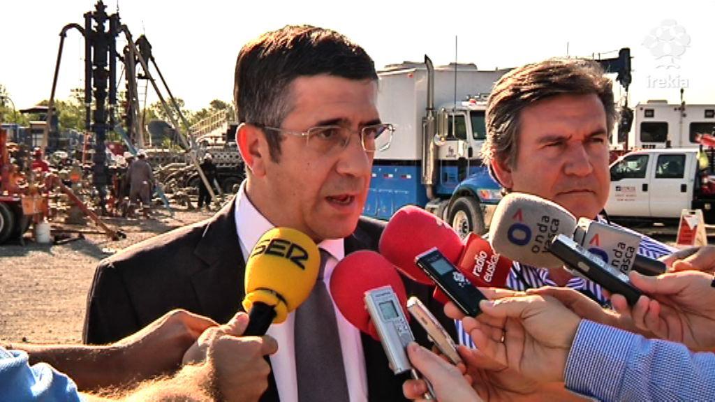 Video Euskadi encuentra gas no convencional para autoabastecerse 60 años