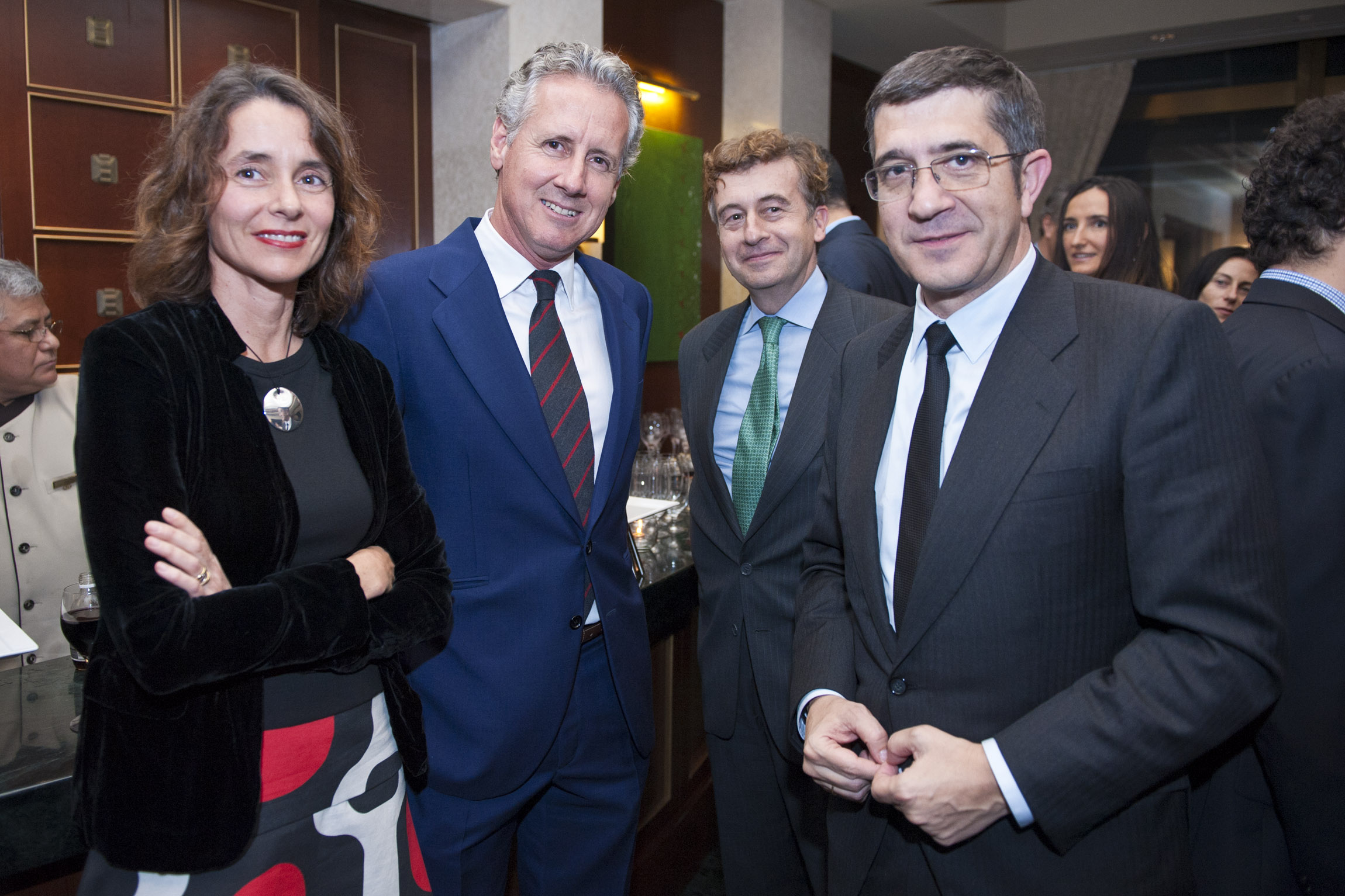 Los embajadores de Euskadi en Washington