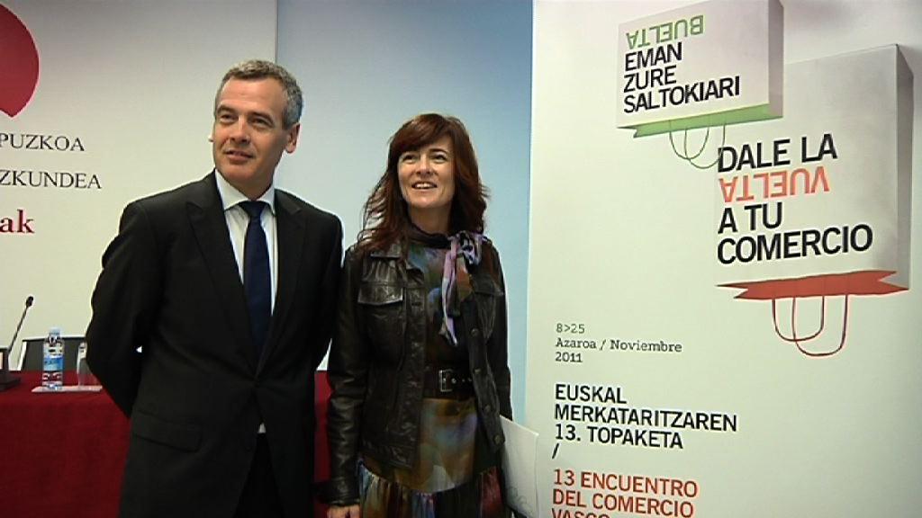 Video Más de 100 formadores y 300 comerciantes participarán en el congreso sobre innovación del comercio vasco