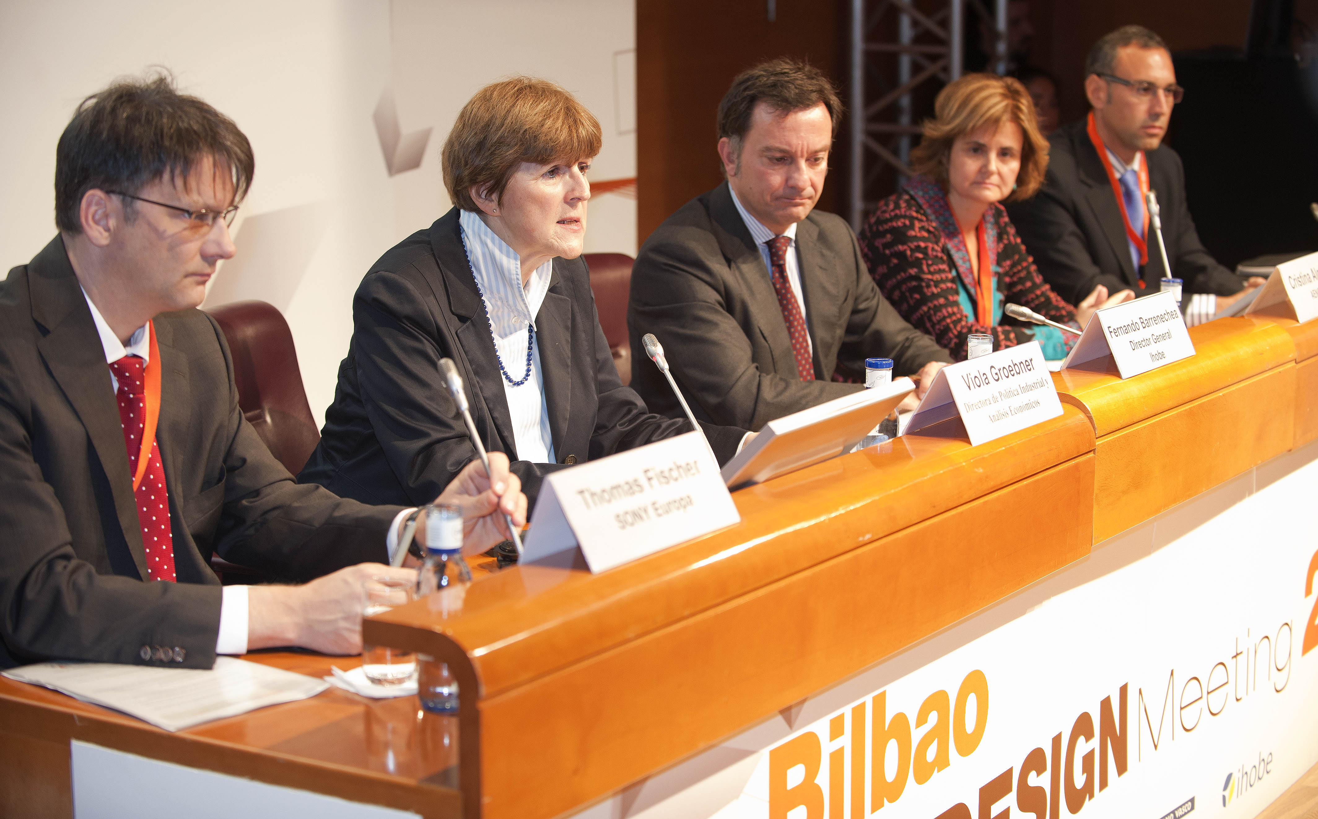 Basque companies and the Basque Government set up the Basque Ecodesign Center, an innovation hub