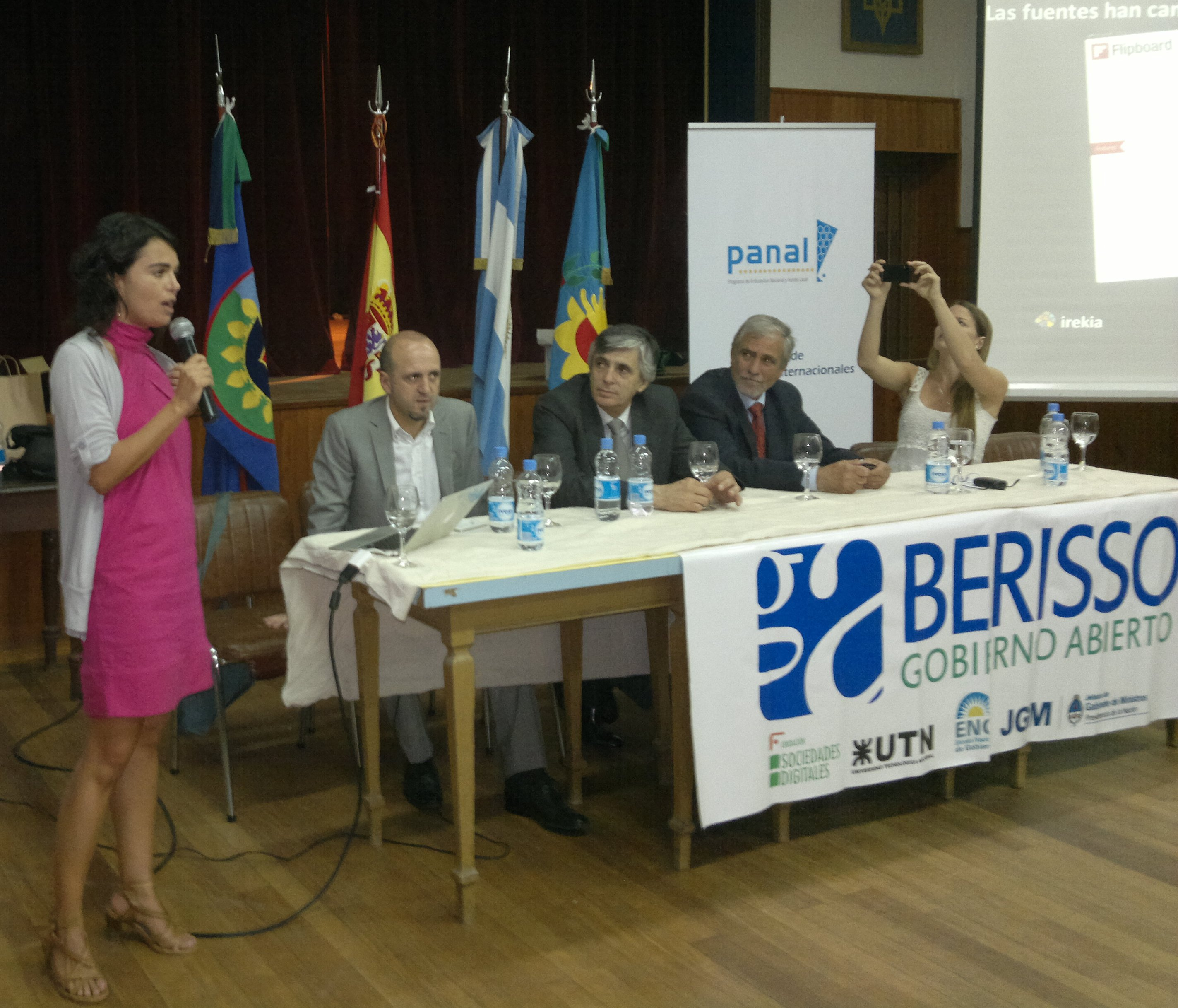 Argentina employs Irekia software for its Open Government