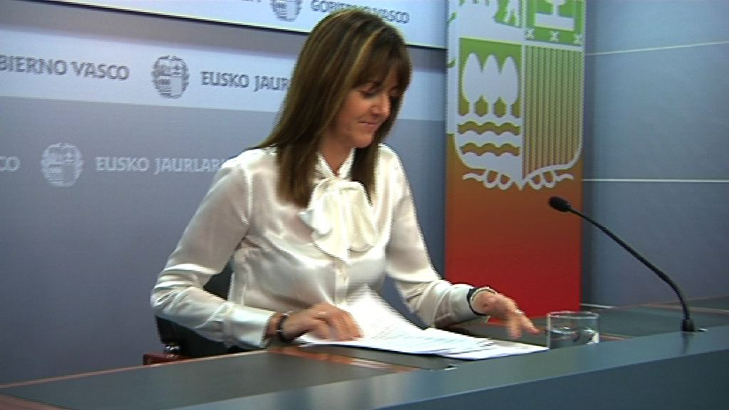 """Video Mendia asegura que hay """"tranquilidad absoluta desde el punto de vista presupuestario"""""""