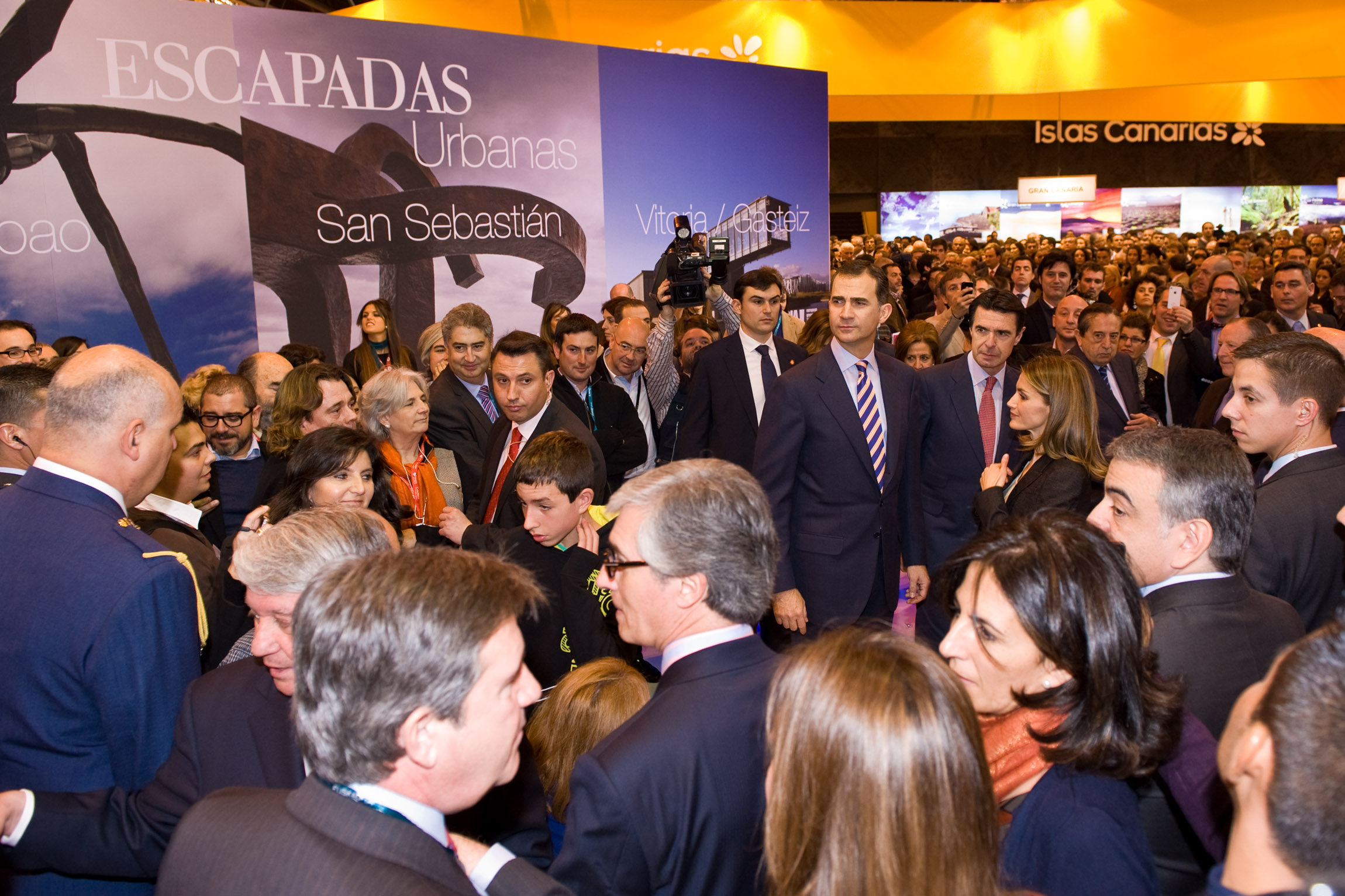 Euskadi se presenta en Fitur con la gastronoma como eje central