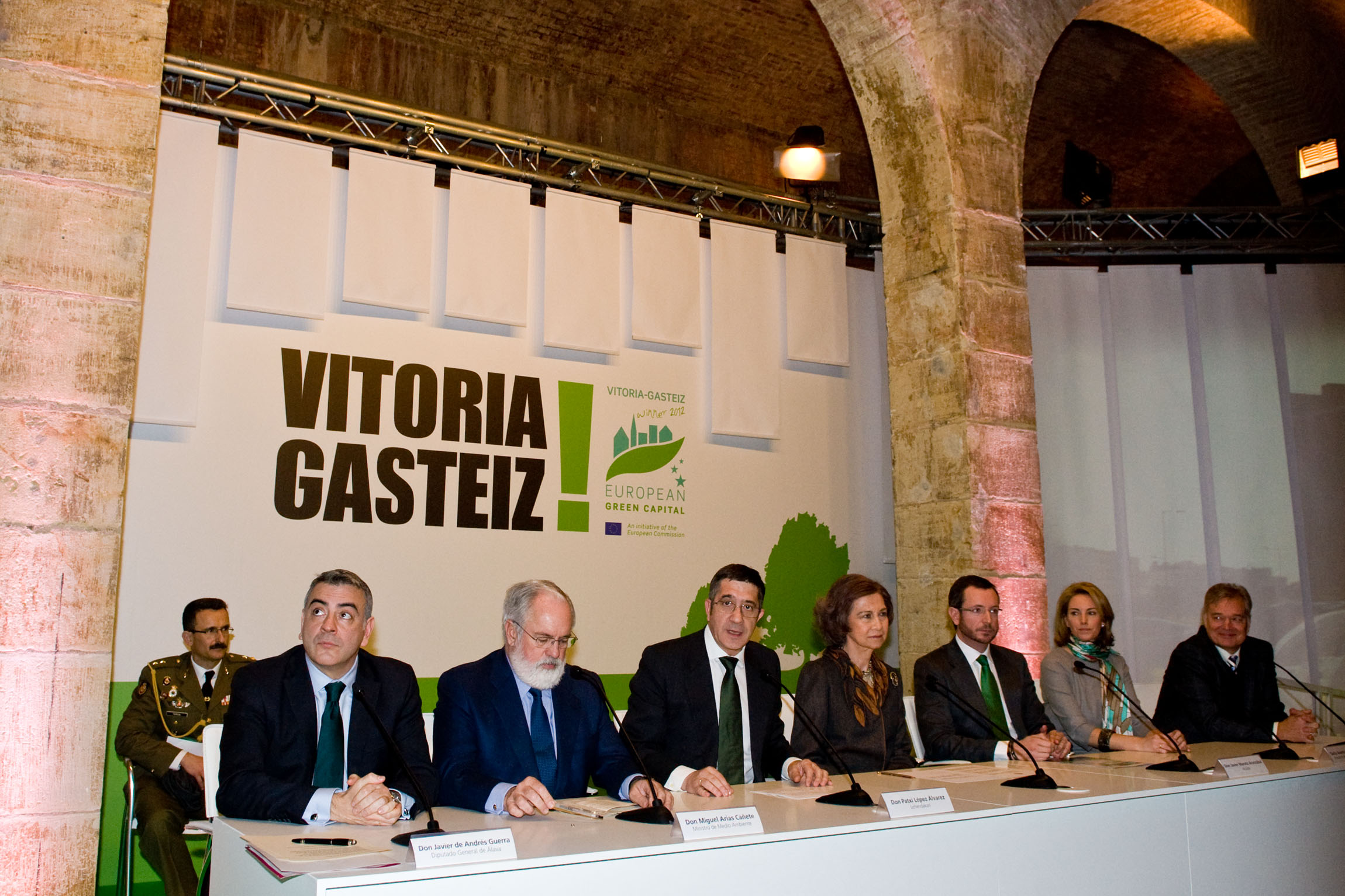 Vitoria-Gasteiz European Green Capital 2012, an