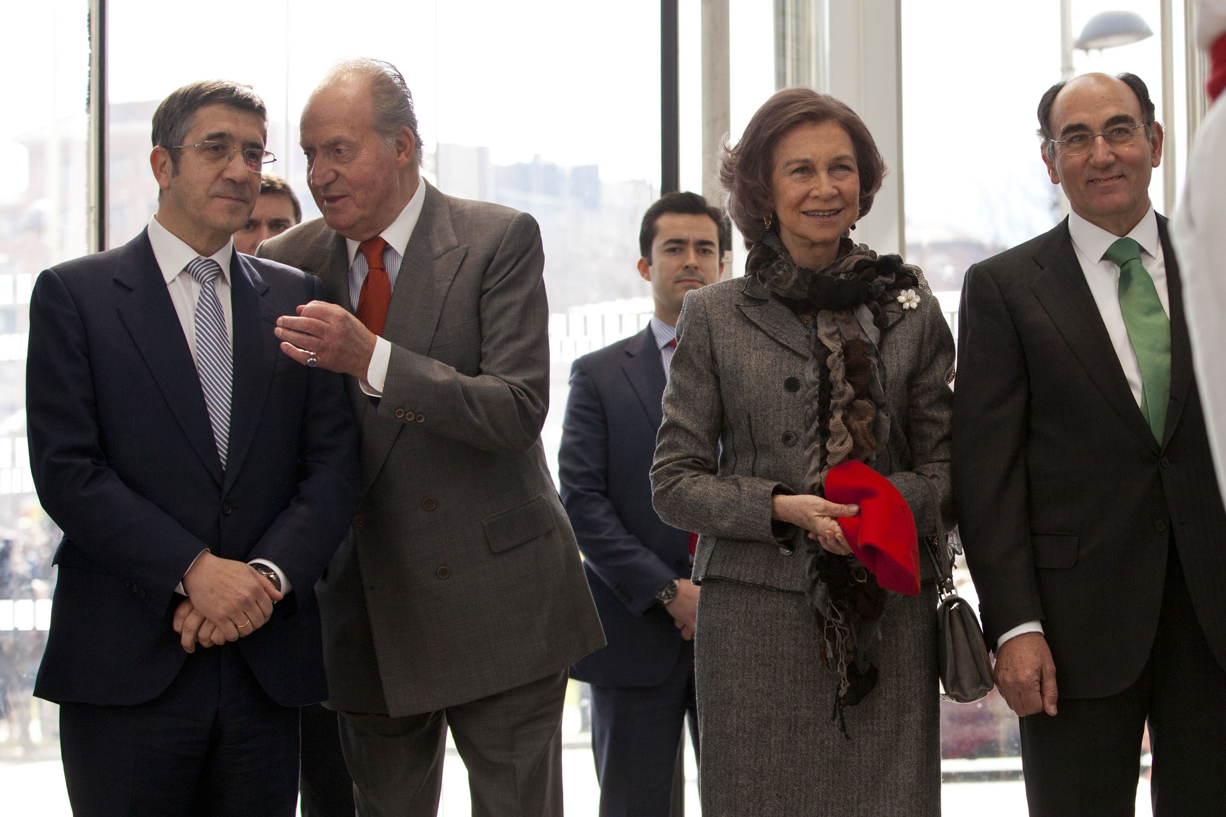 Iberdrola Tower opened