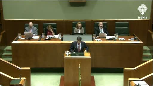 Video Pleno de Control. (24-02-2012)