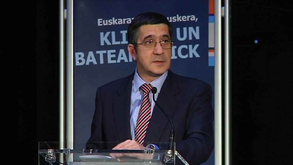 Video El Gobierno Vasco ha presentado el traductor automático castellano-euskera
