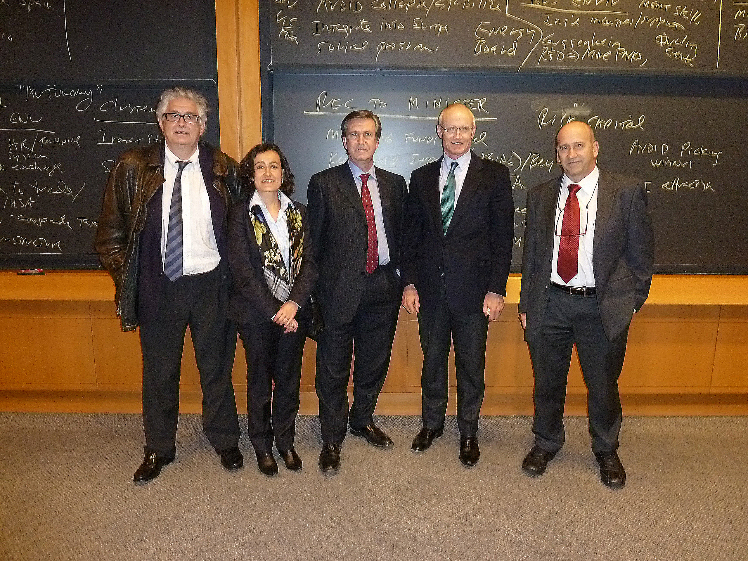 Harvard University recognizes the Basque Country as an example of economic development