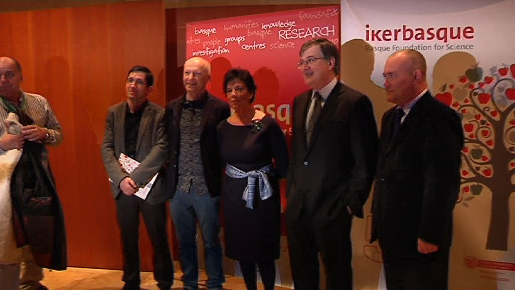 Ikerbasque attracts 40 million euros to the Basque Country in research during its first five years  [81:23]