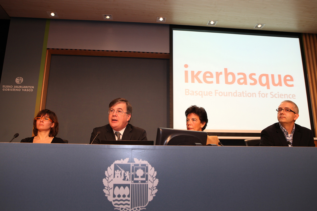Ikerbasque attracts 40 million euros to the Basque Country in research during its first five years
