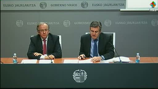 Video The foreign policy of the Basque Government prioritises the internationalisation of companies