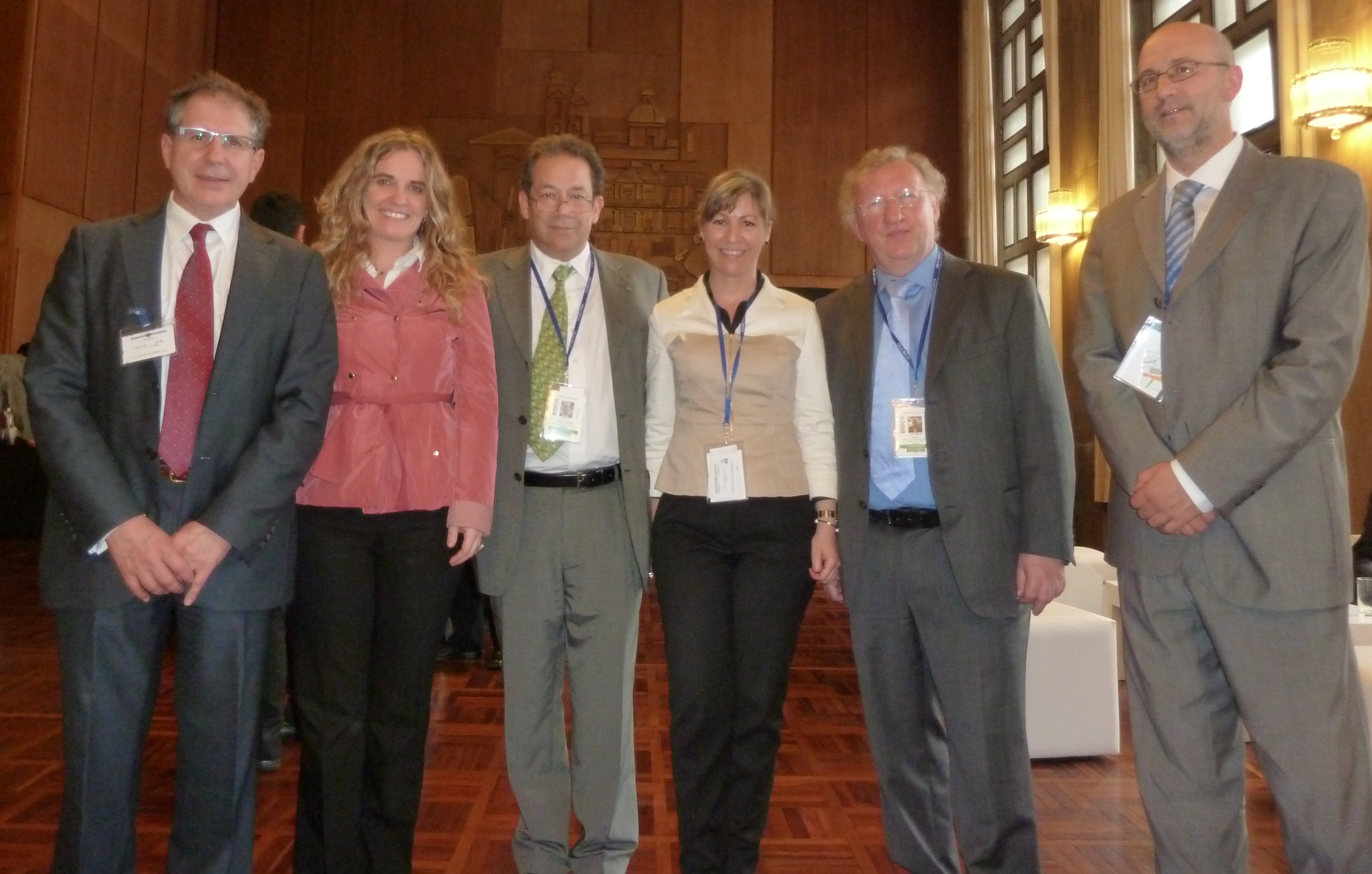 The Basque Country exports its sustainable cities technology in Montevideo