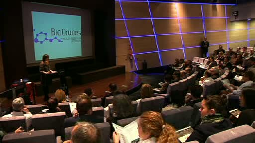 Video Biocruces Institutoaren aurkezpena