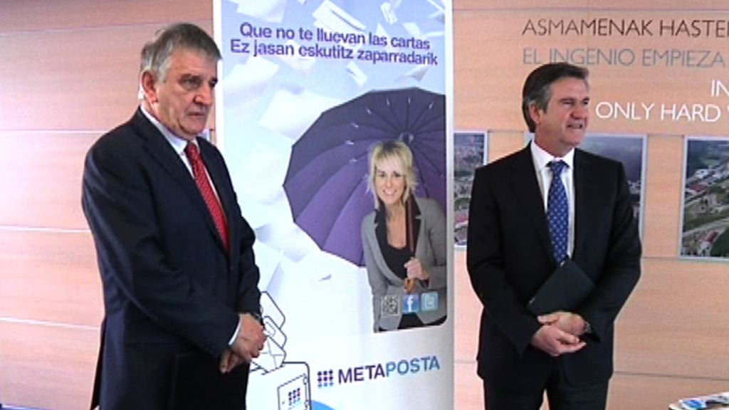 Video Corporacin Mondragn apuesta por METAPOSTA
