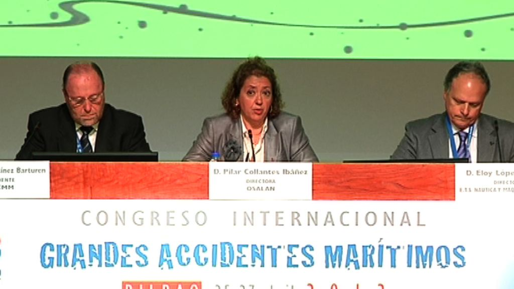 Video Congreso Internacional sobre Grandes Accidentes Marítimos