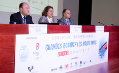 Congreso Internacional sobre Grandes Accidentes Marítimos