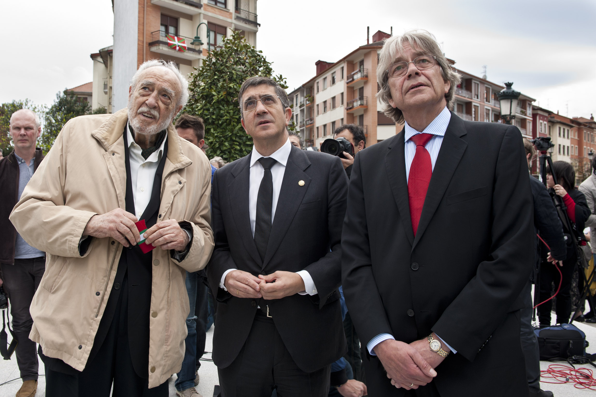 The Basque Country remembers the Bombing of Gernika 
