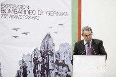 Llega a Mxico la verdad sobre el bombardeo de Gernika
