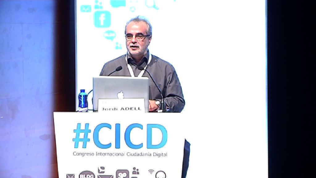 Video III Congreso Internacional de Ciudadanía Digital