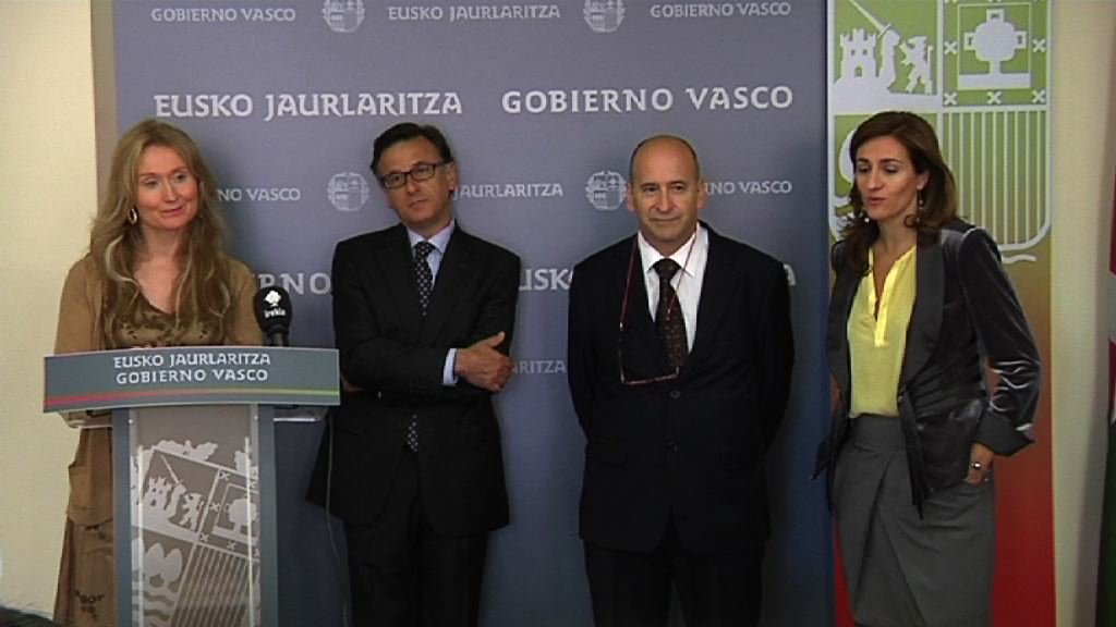 Video Euskadi, centro mundial de las tecnologías sanitarias en la última semana de junio