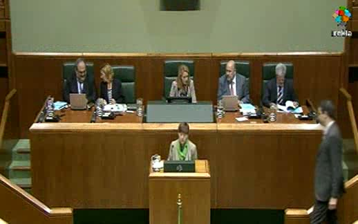 Video Pleno ordinario (17-05-2012)