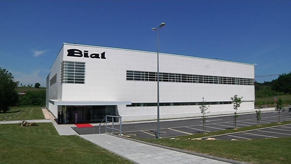 Video The Prince of Asturias opens the new BIAL Research and Production Unit in Zamudio 
