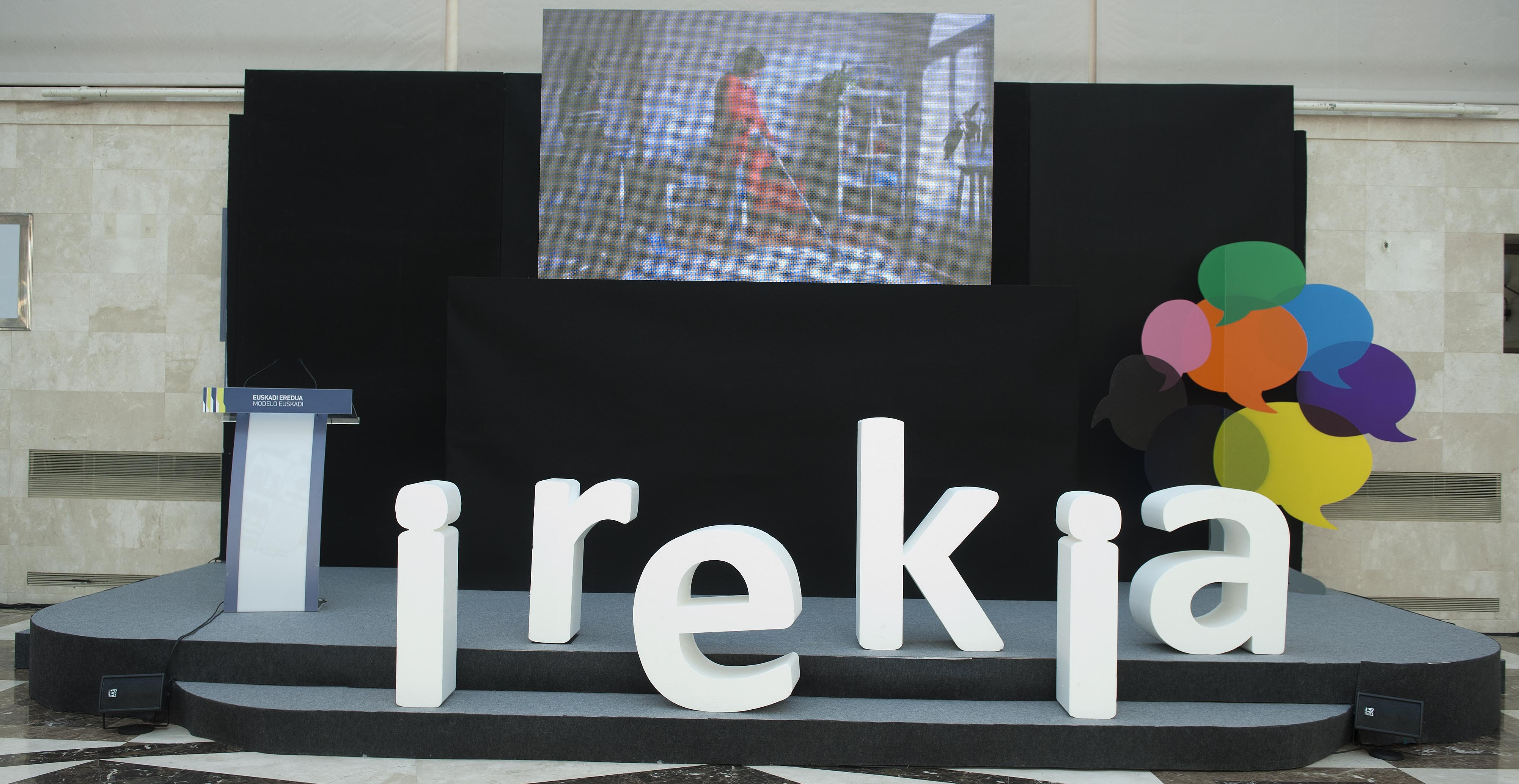 Irekia facilitates dialogue between politicians and citizens