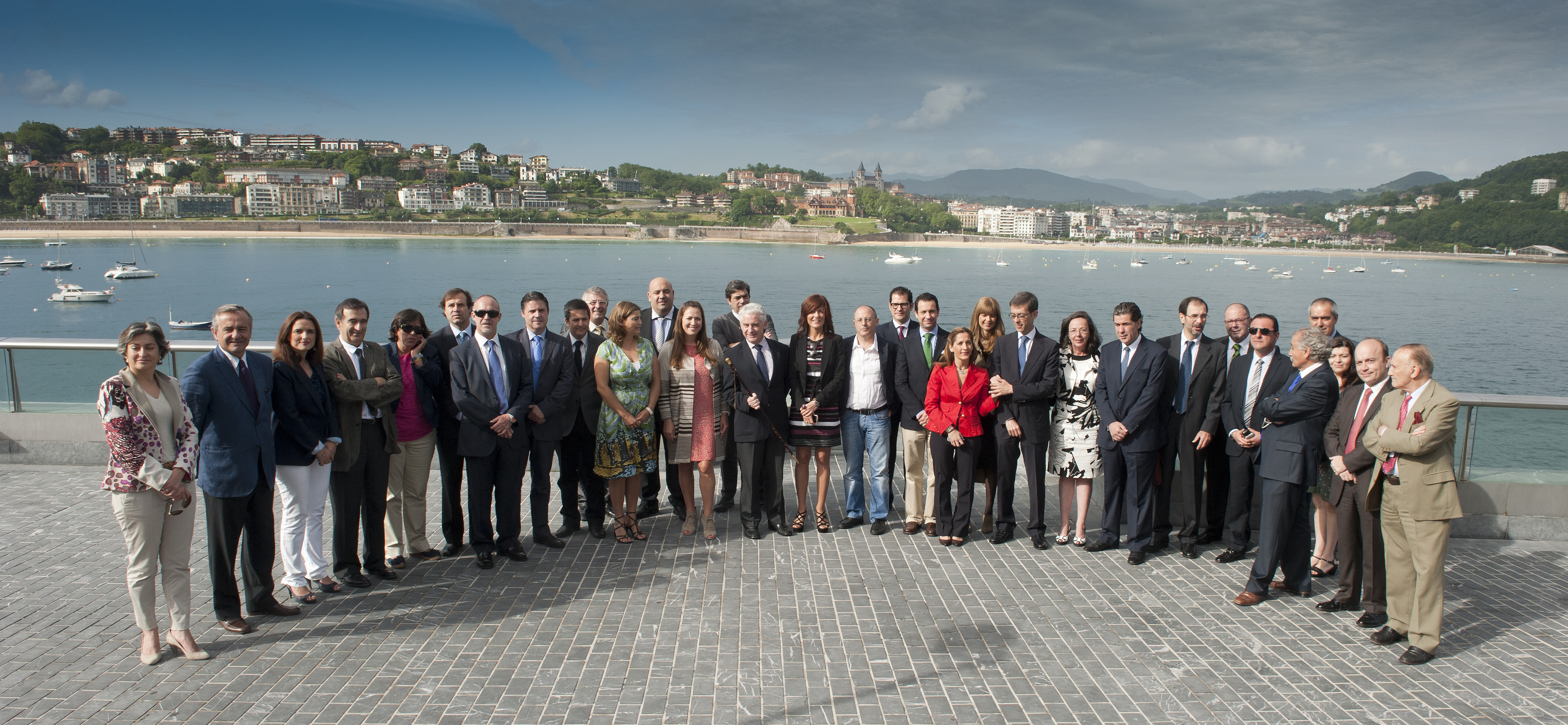 Euskadi recibe por primera vez a los directores generales de Turismo de todas las comunidades autnomas