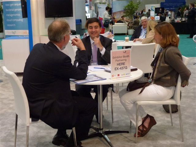 The Basque Country in contact with over 100 companies at the leading international Biotechnology Convention
