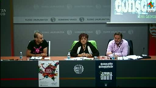 Video Presentacin de la campaa 2012 de alcoholimetras y testado de drogas ilegales en los espacios festivos 
