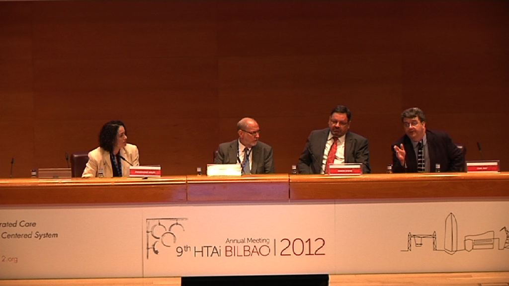 Video Clausura del Congreso HTAi Bilbao 2012