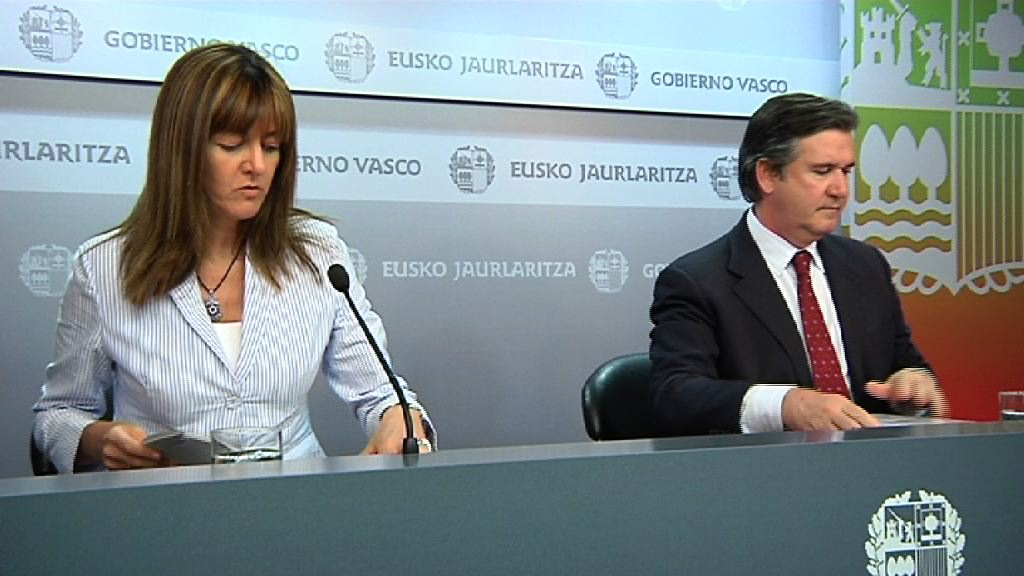 Video El Gobierno Vasco aprueba la Agenda Digital de Euskadi 2015
