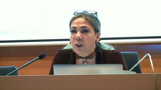 Video Ana Lucía Ruggiero. Knowledge Transfer for eHealth Advisor. Inequidad y Salud 2.0, la experiencia de Latinoamérica
