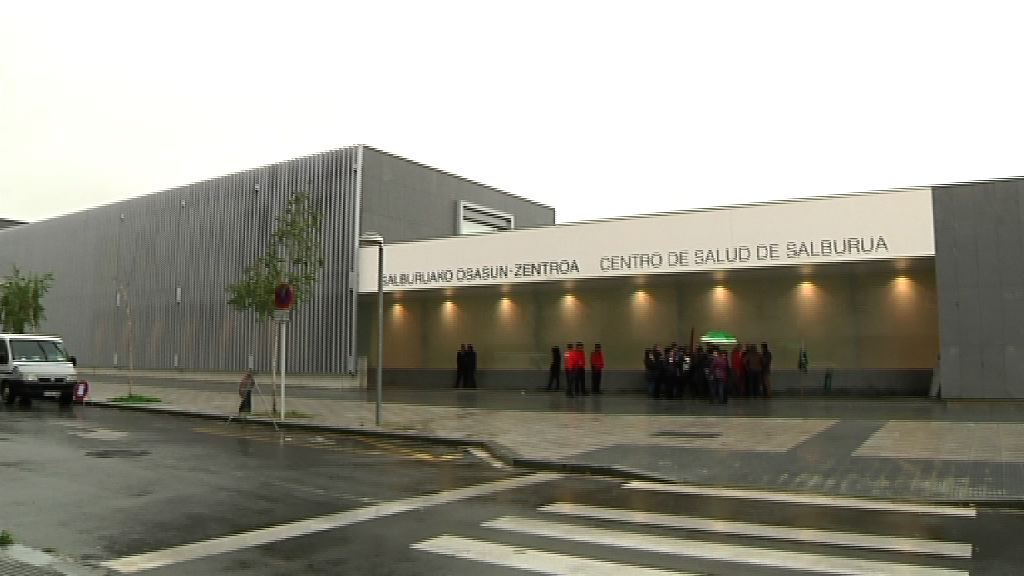 Irekia eusko jaurlaritza gobierno vasco el - Centro de salud aravaca ...