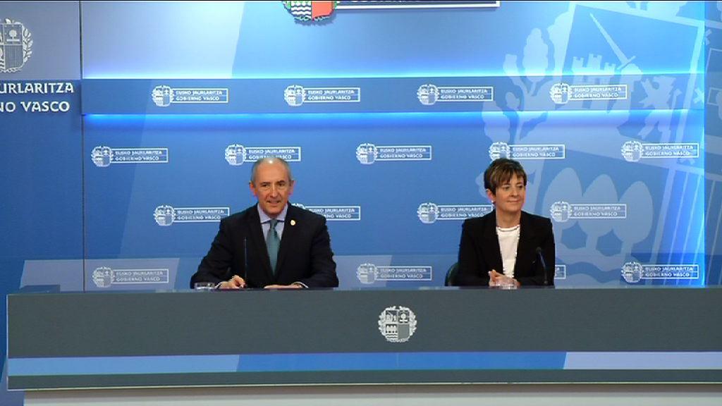 Video El Gobierno Vasco convoca el programa de investigación industrial Etorgai con una dotación de 28 millones de euros