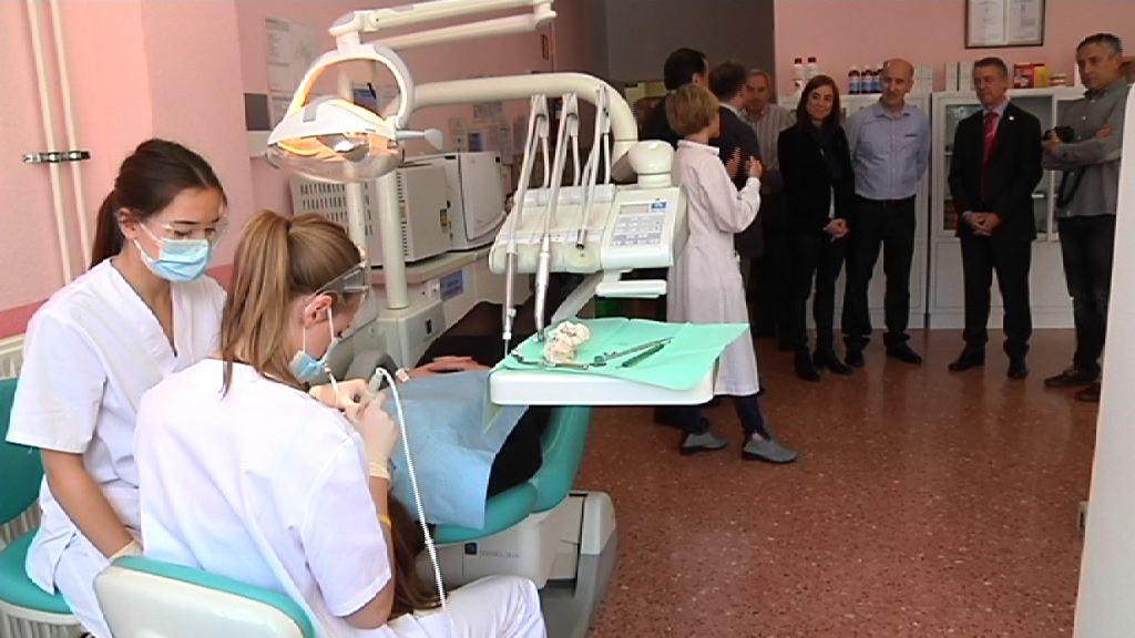 Video El lehendakari Iñigo Urkullu visita el Instituto Politécnico Easo de Donostia-San Sebastián